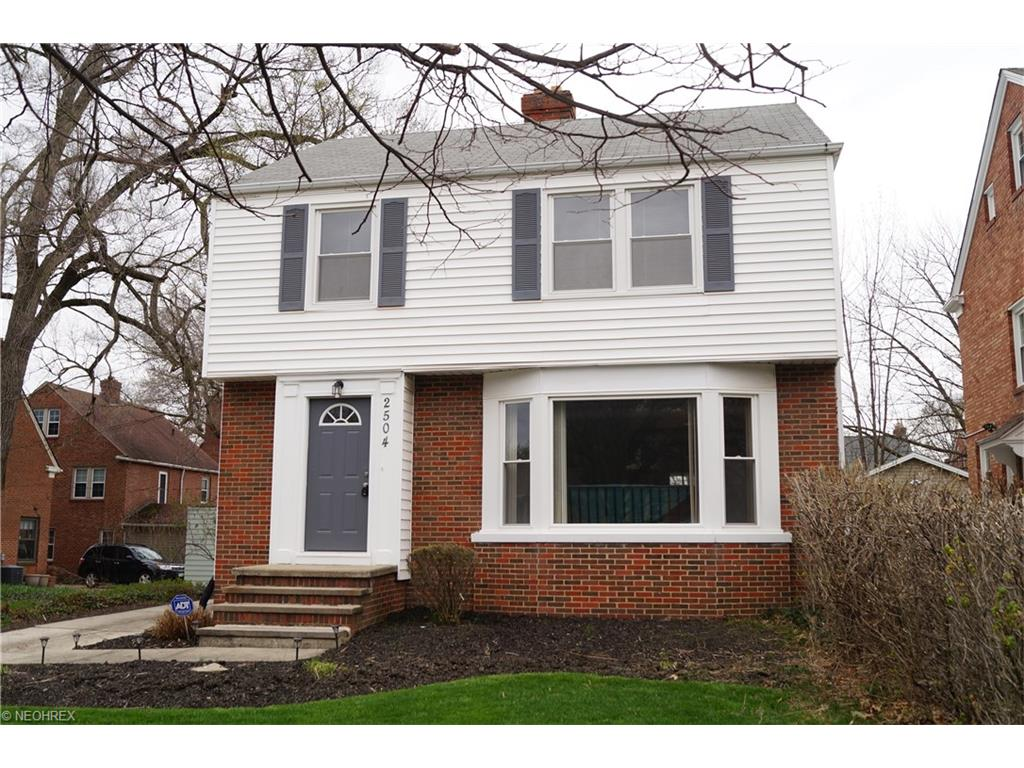 2504 Channing Rd, Cleveland, OH