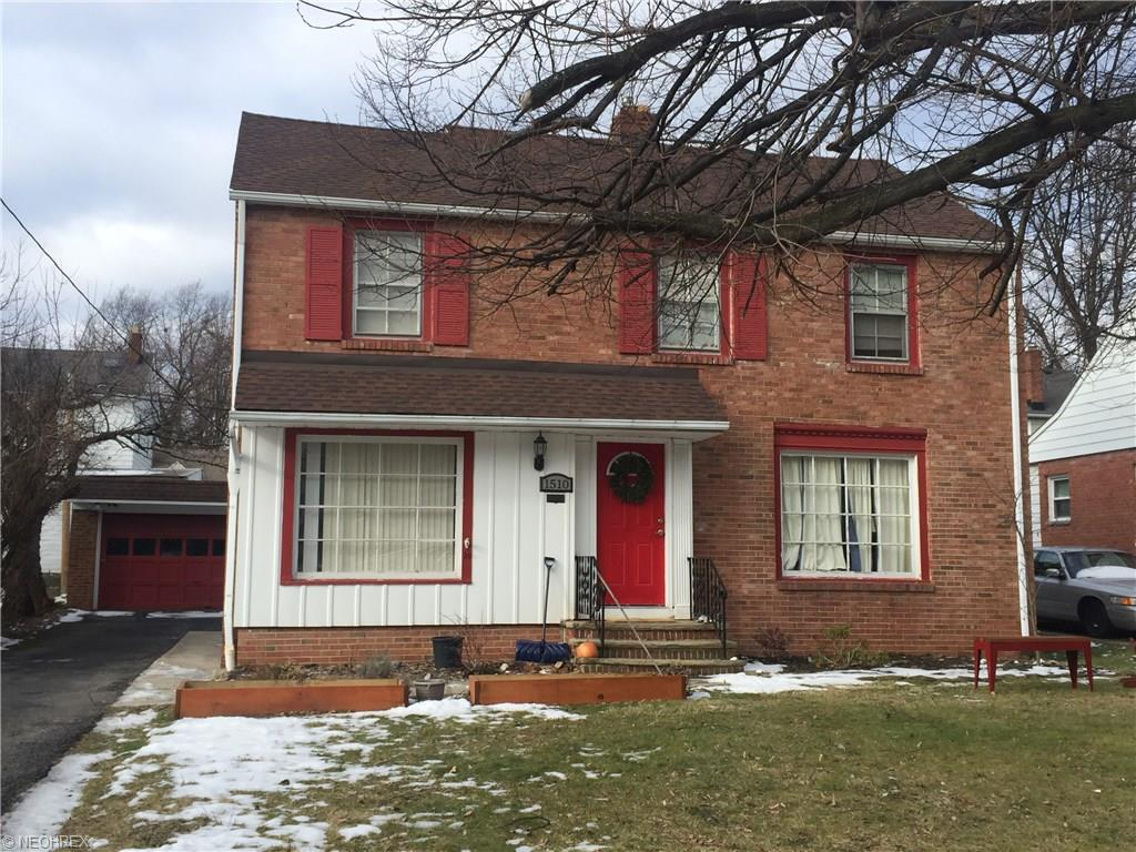 1510 S Noble Rd, Cleveland, OH