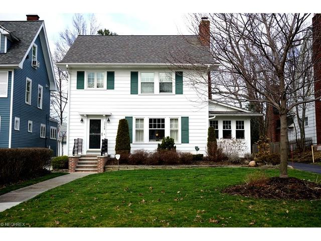 3349 E Monmouth Rd, Cleveland Heights OH 44118