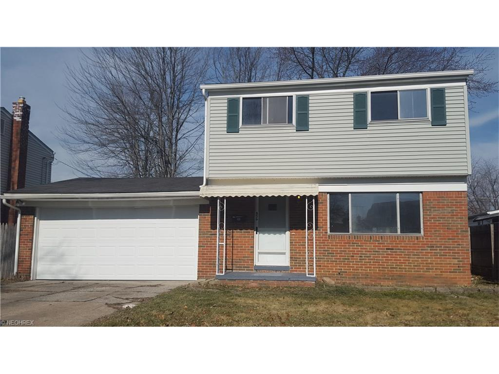 856 Fairwood Blvd, Elyria, OH