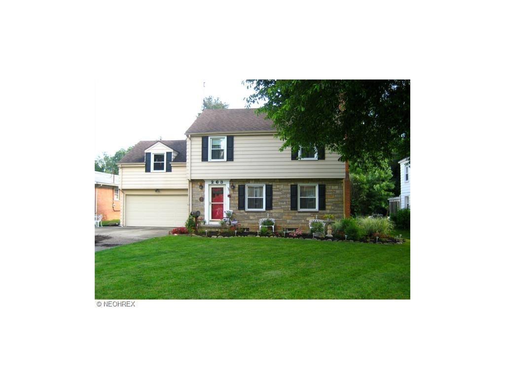 263 Mill Creek Dr, Youngstown, OH
