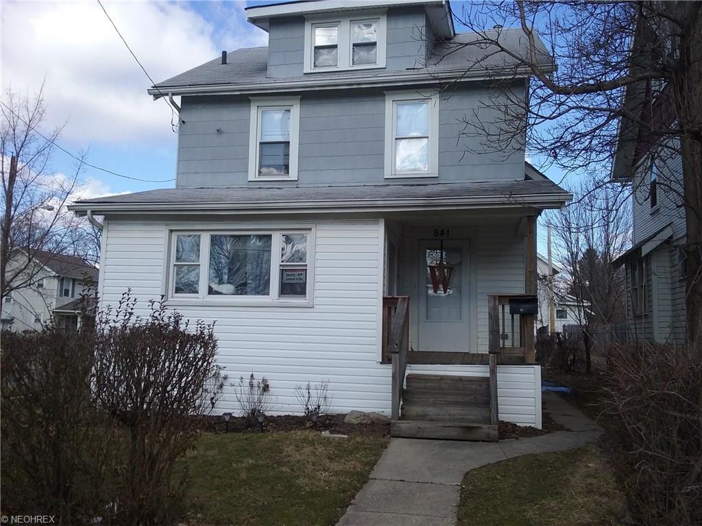941 Lawton St, Akron, OH