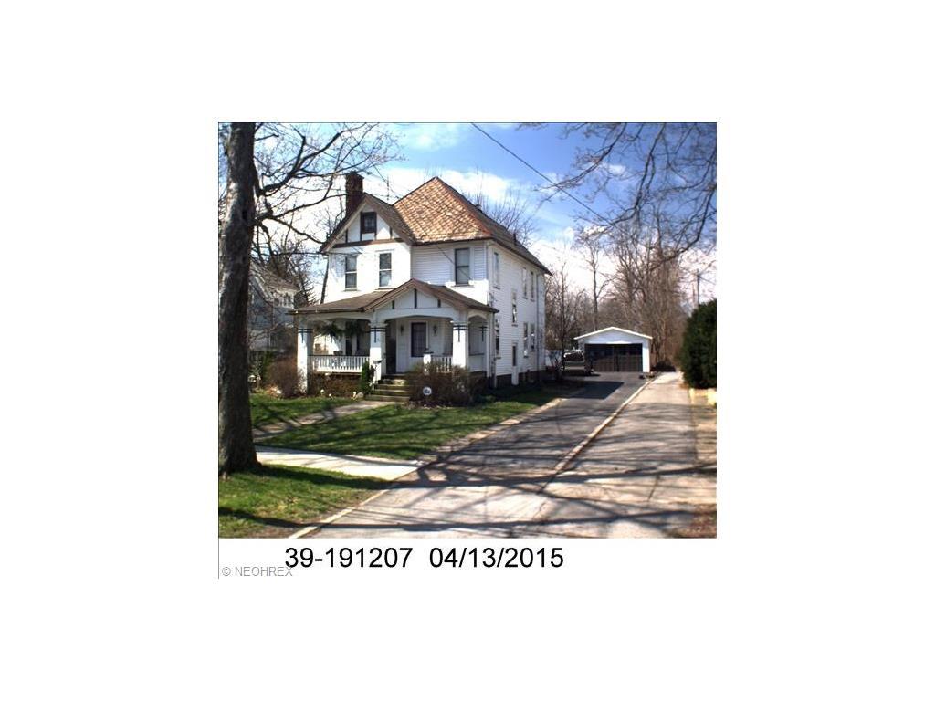 657 Vine Ave, Warren, OH