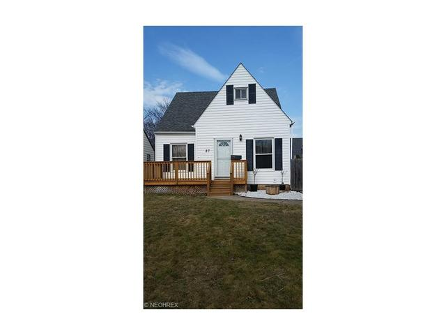 87 Eldred Ave, Bedford, OH