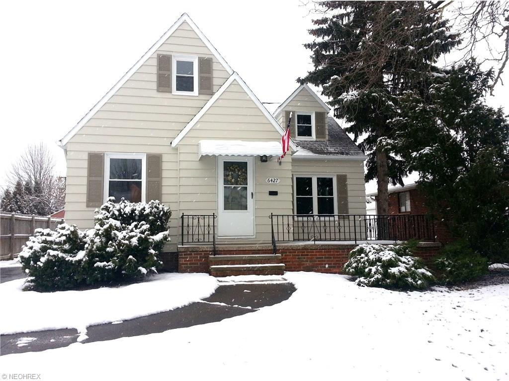 6427 S Canterbury Rd, Cleveland, OH