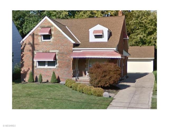 1865 Beverly Hills Dr, Euclid OH 44117