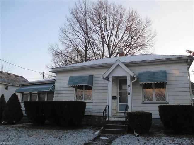 515 Cherry St, Niles OH 44446