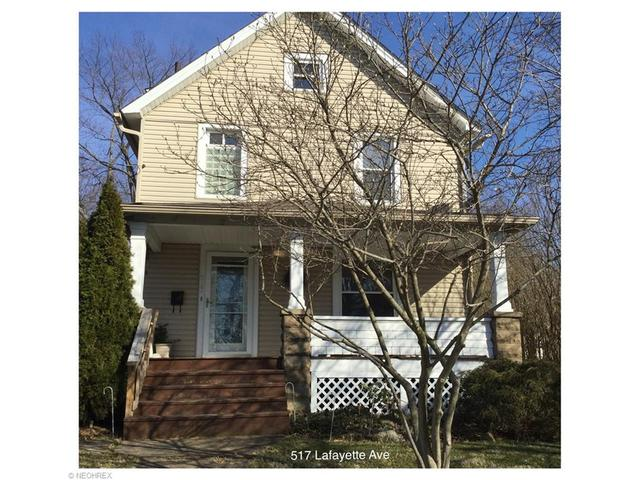 517 Lafayette Ave, Niles OH 44446