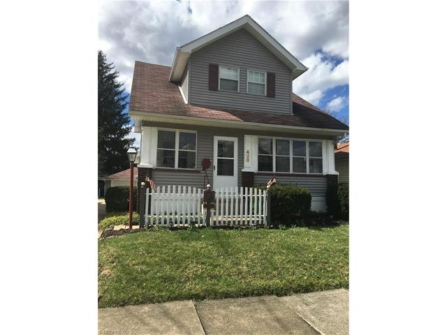420 Sayers Ave, Niles OH 44446