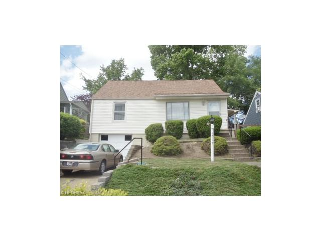 1317 25th St, Canton OH 44714
