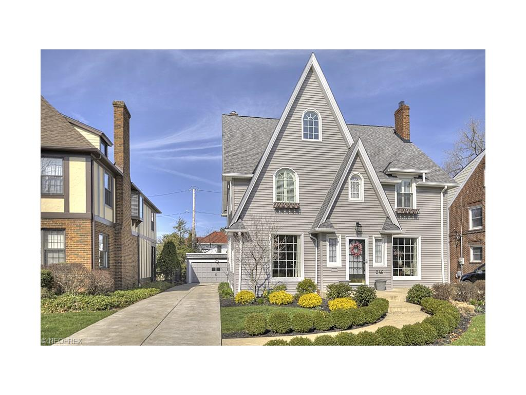 246 Cornwall, Rocky River, OH