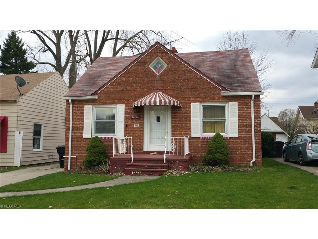 14113 Clifford, Cleveland, OH