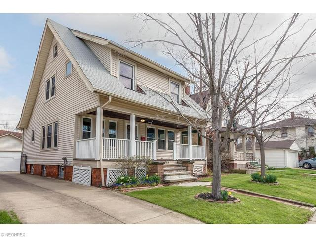 17816 Cannon Ave, Lakewood OH 44107
