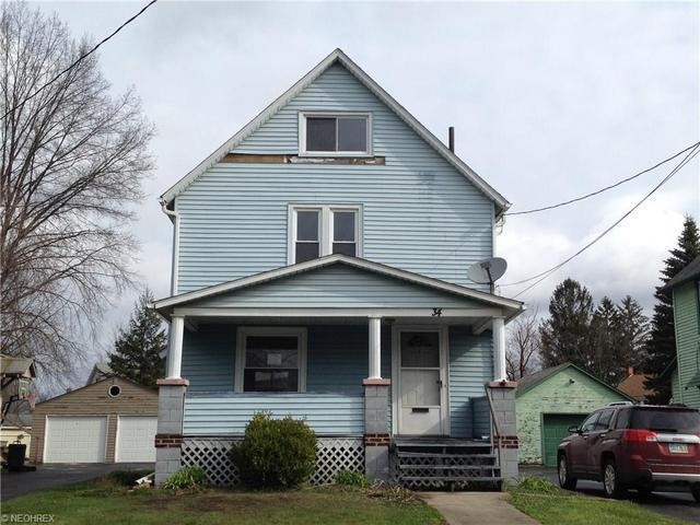 34 E Woodland Ave, Niles OH 44446