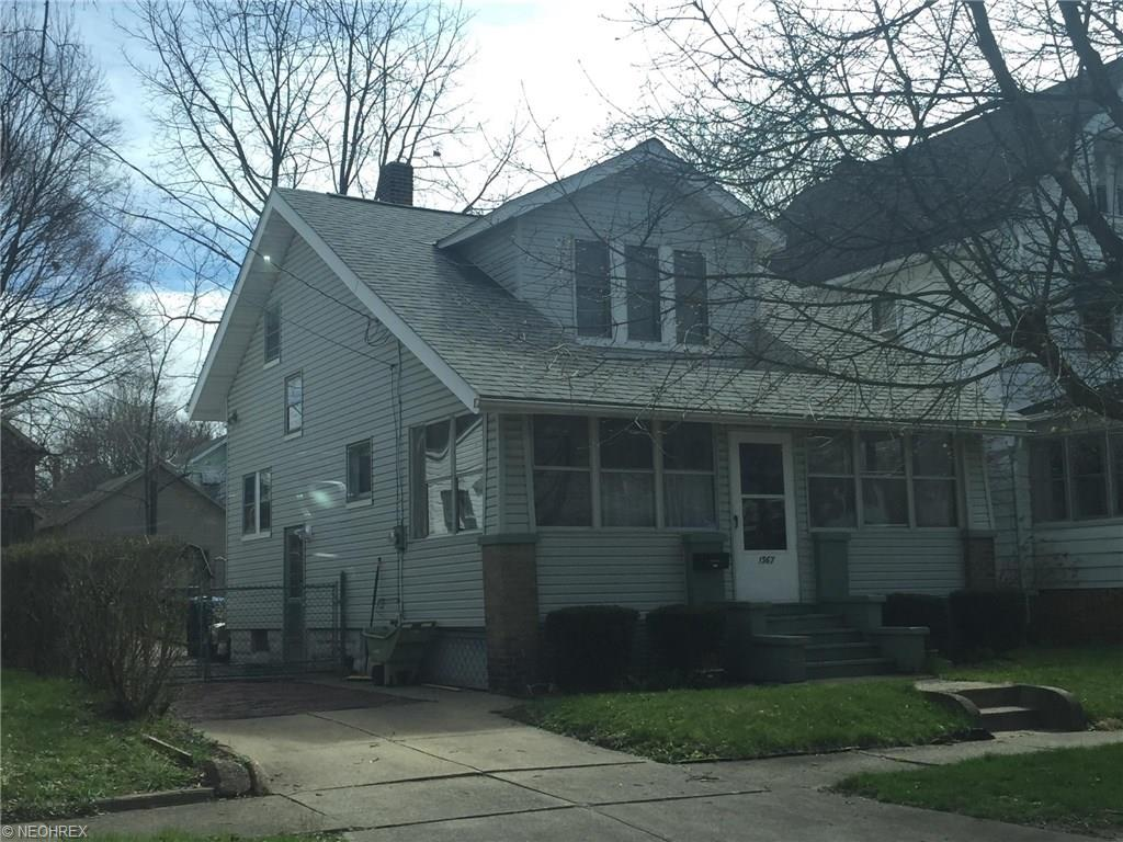 1367 Curtis St, Akron, OH