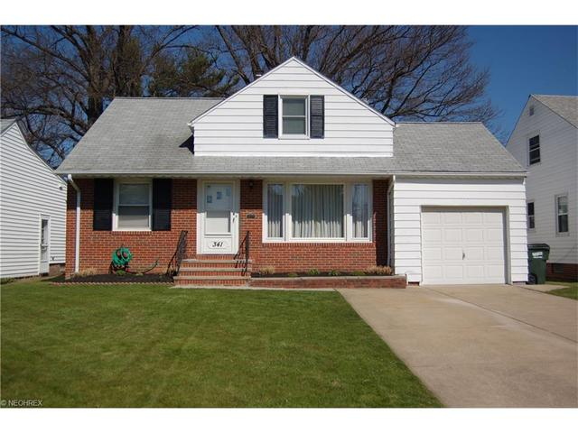 341 Halle Dr, Euclid OH 44132