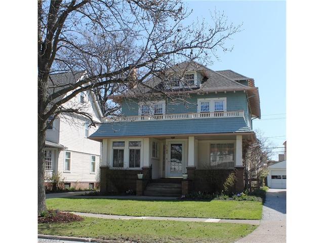 1485 Marlowe Ave, Lakewood OH 44107