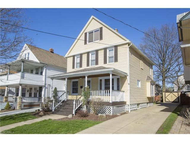 1451 Rosewood Ave, Lakewood OH 44107