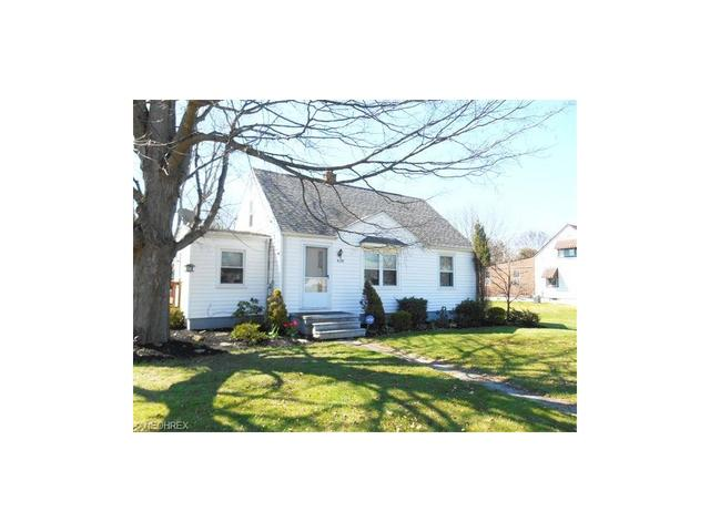 428 34th St, Canton OH 44707
