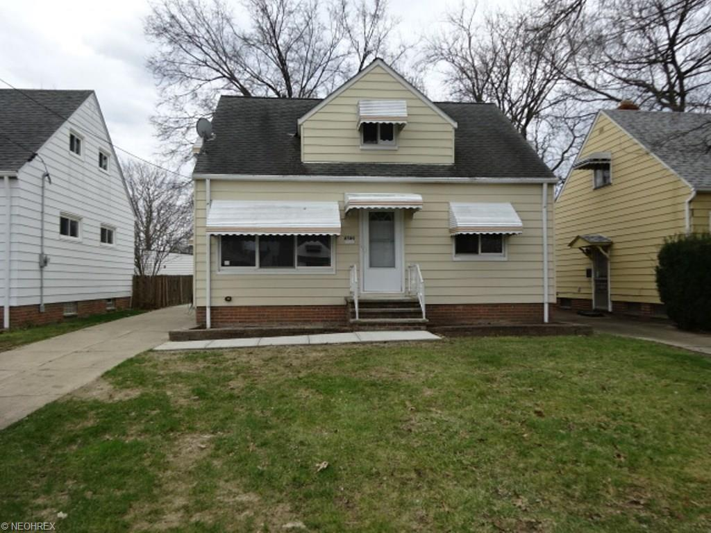 8509 Ackley Rd, Cleveland, OH
