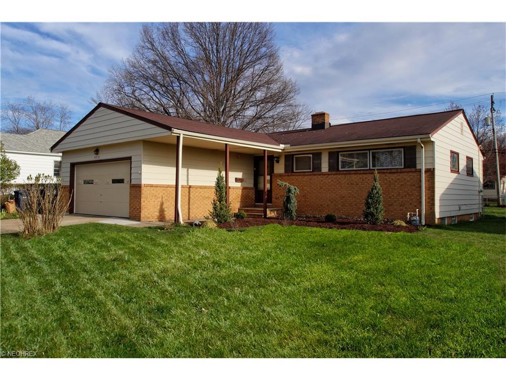 4816 S Sedgewick Rd, Cleveland, OH