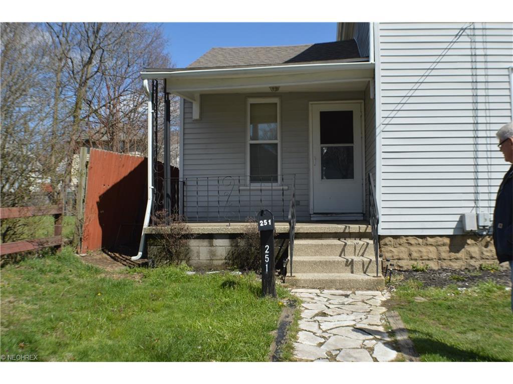 251 Kryder Ave, Akron, OH