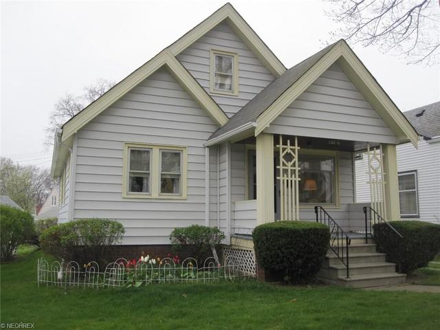13222 Tyler Ave, Cleveland, OH