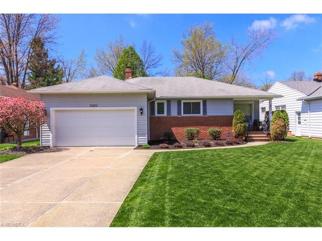 1020 Hanley Rd, Cleveland OH 44124