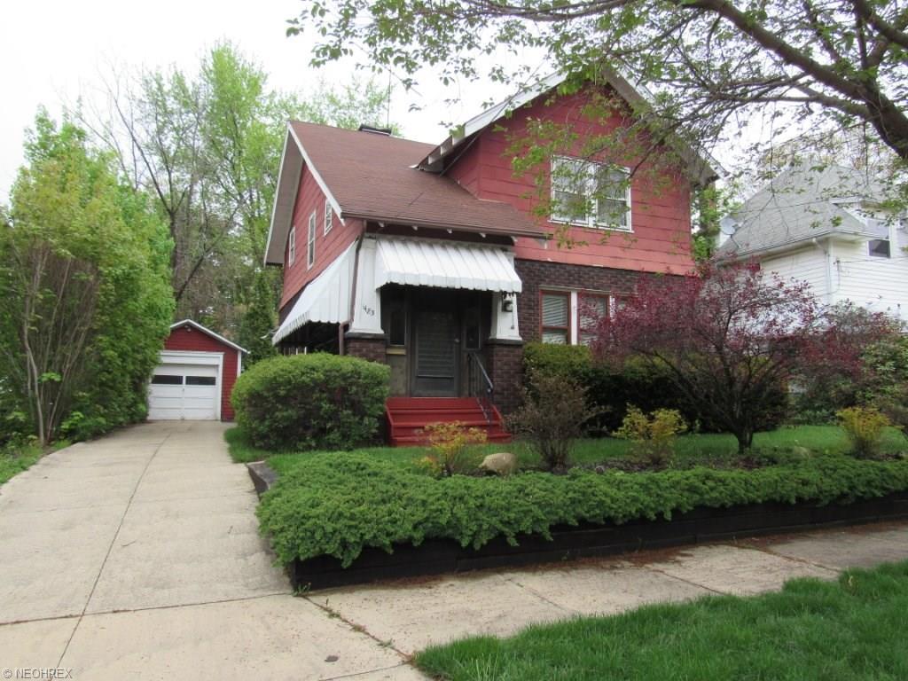 1483 Preston Ave, Akron, OH