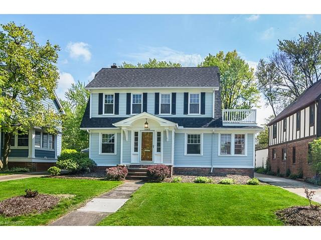 3366 Clarendon Rd, Cleveland Heights OH 44118