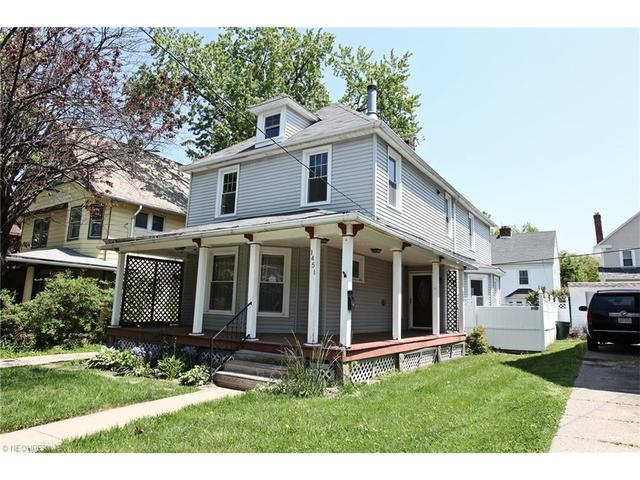1451 Wyandotte Ave, Lakewood OH 44107