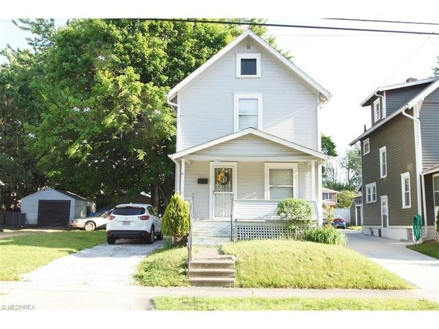 122 E Emerling Ave, Akron, OH