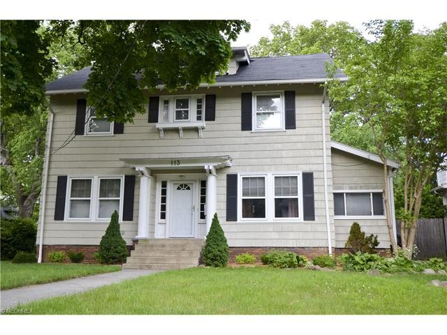 113 Conger Ave, Akron, OH