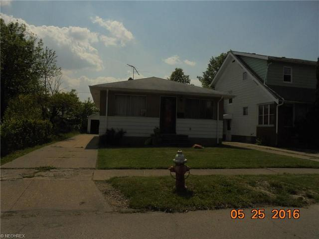 1554 E 172nd St, Cleveland OH 44110