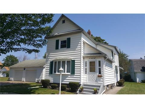 538 Wrights Ave, Conneaut, OH 44030
