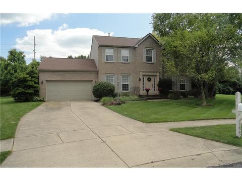 1223 Ripplecreek Ct, Dayton, OH 45458