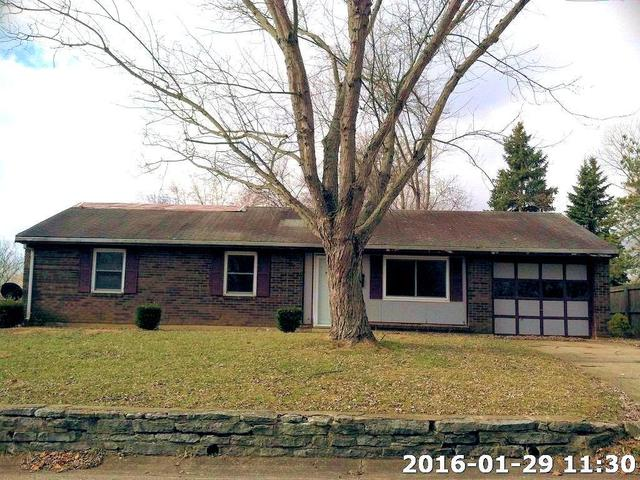 205 Donna Dr, Camden OH 45311