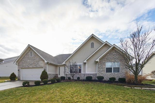 8263 Chateau LnWesterville, OH 43082