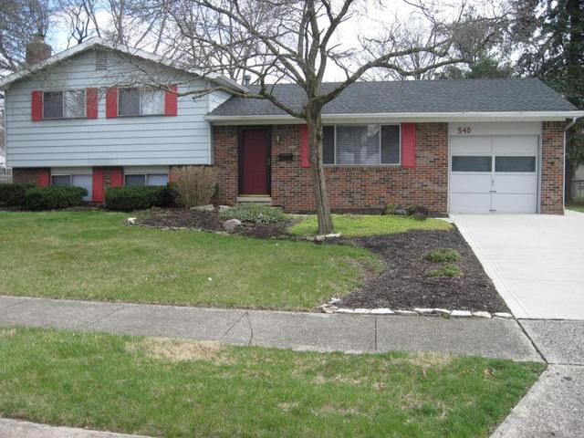 540 Leacrest Pl WWesterville, OH 43081