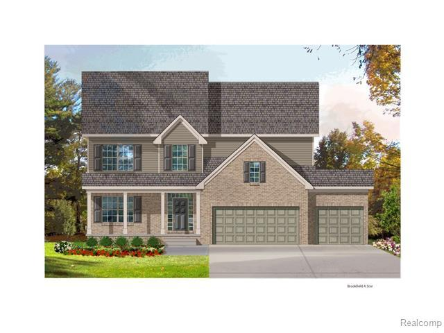 New Construction Homes In Romulus Mi