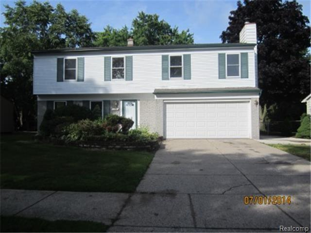 12800 Daily Dr, Sterling Heights, MI 48313