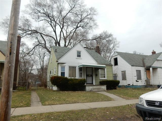 19207 Russell St, Highland Park, MI