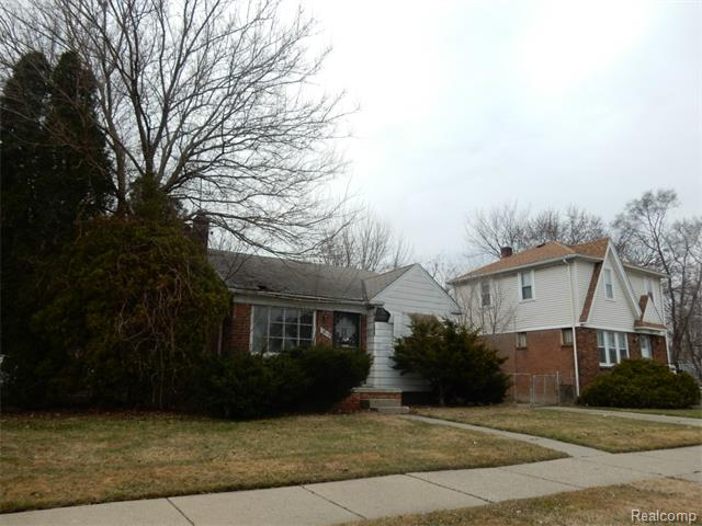 19677 Russell St, Highland Park, MI