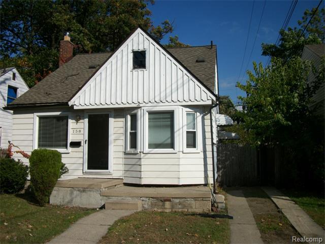 158 Farmdale St, Ferndale, MI