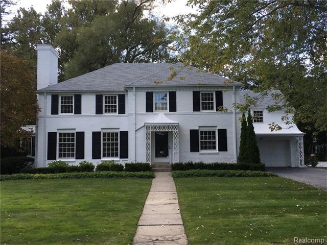 759 Berkshire Rd, Grosse Pointe, MI