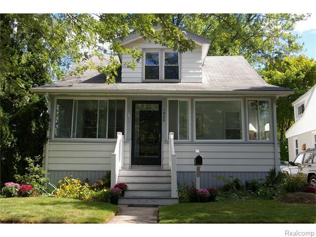 1520 N Maple Ave, Royal Oak, MI