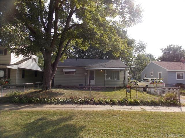 1621 S Parent Ave, Westland, MI