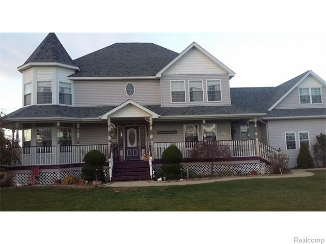 3296 Burnsline Rd, Brown City, MI