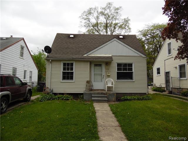18427 Avon Ave, Detroit, MI