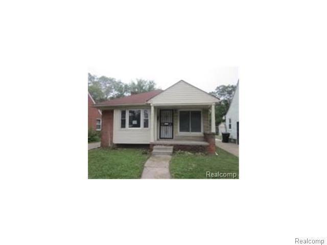 20550 Oakfield St, Detroit, MI